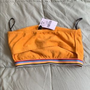 Tops - 5 for 20❗️❗️ yellow tube top